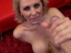Paint Julia Ann's Tits With Cum