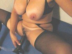 Matzre mom big tits and clit torture
