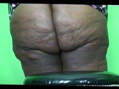 Big black booty
