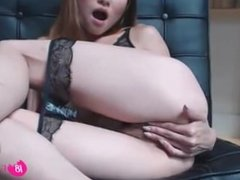 18FLIRT.COM - Teen Asian angel with young amazing body