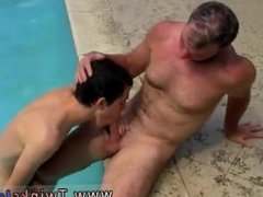 Gay porn smooth twinks sucked deep and dry Daddy Brett obliges of course,