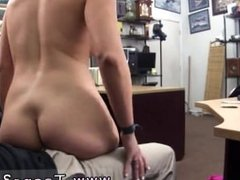 Big dicks girl two man and girl old facial Stripper wants an upgrade!