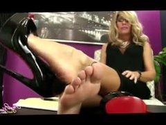 Teacher Foot POV