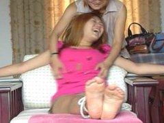 Chinese ticklish Girl 11