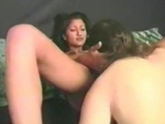 Retro Indian Nadia Nyce's Only Anal Scene
