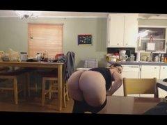 Culona twerking - webcam