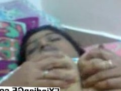 Indian slut sucks and fucks POV