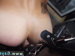 Real sex for money gay Dungeon master with a gimp