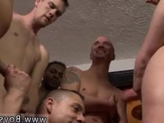Amateur gay gangbang galleries Michael Vargas - Bukkake Veteran!