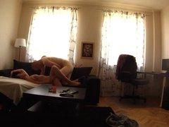 Doing a long legged hot girl! Part 3