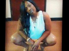 Amazing Ebony girls sexy photo comp
