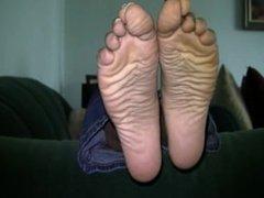 sexy black soles