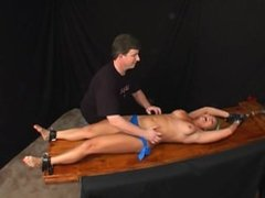 Veronika on the rack - probably her best clip