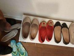 Cum of  4  pairs of flats