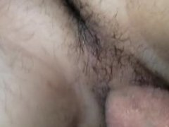 milf rides my dick and creampie all inside