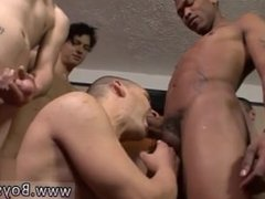 Gay gang bangs orgy group sex And when the time came to receive, Michael