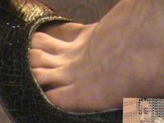 korean spread inside the shoe