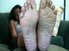 stinky ebony soles