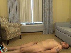 Alexis Rain And Miles Striker Human Doormat TRAMPLING