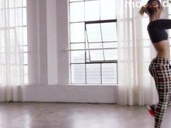 Nude dancing teens