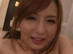 [ hntimes.com ] Jessica Kizaki babe teen POV cock ride hard all night part1