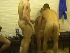 Locker Room Fun