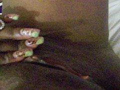 amateur Jamaican black pussy