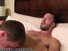 Gay anal cum on ass Isaac Hardy Fucks Chris