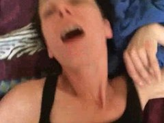Sexy gal really enjoys being fucked