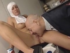 Nun and Dirty Old Man - Big.girls5cams.com