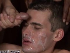 Gay group cumshot movies Wild, Wilder... Bukkake with Cody Ryder!