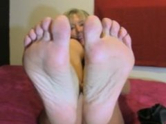 JOI Foot Tease!