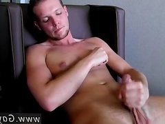 Gay male eating his own cum movie A Juicy