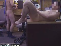 Gay butcher shop blowjob Fuck Me In the Ass For Cash!