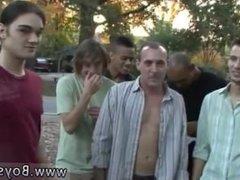 Gay college gang bang cum dump stories Cam Casey's Wild Ride