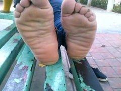 feet latina soles