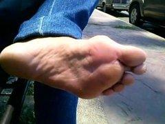 feet soles juanetes