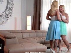 Dolly Fox and Kyra Hot1