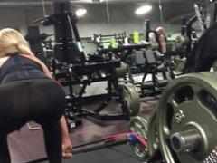 Big ass gym VPL