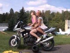 Young teen homo xxx Young lesbo biker girls
