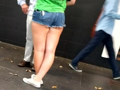 Bare Candid Legs - BCL#186