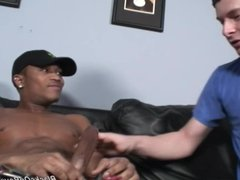 White thug gets drilled by a black dude