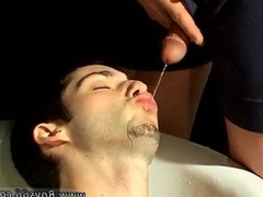 Erotic gay male stud couples Frat Piss:
