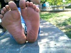 feet girls venezuelan