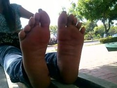 soles toes feet venezuelan