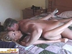 Couple Have Some Kinky Hardcore Sex At Home