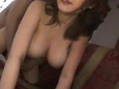 [ hntimes.com ] Rio Hamasaki lady busty chick enjoy fuck hard part 1