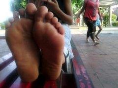 FEET SOLES VENEZUELAN
