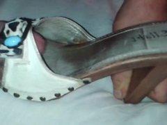 fucking a high heel mule