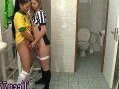 Girl teen male sex sleep porn Brazilian player ravaging the referee